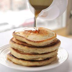 Eggnog Pancakes (for my love)