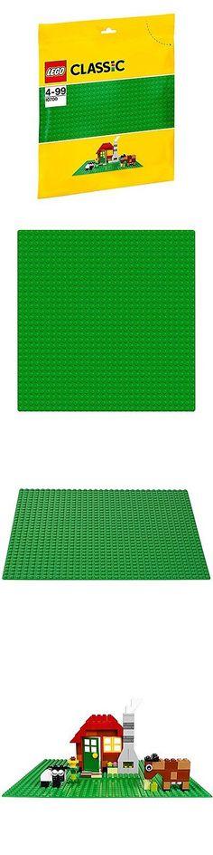 Lego Bricks Brick 1X2in brown x10