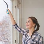 Early Spring Cleaning - March Cleaning Checklist to help clear away the winter mess and organize winter gear