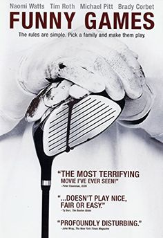 Funny Games - DVD - Funny Games U.S. - Warner Bros. | 2007 | 112 min | Rated R | Jun 10, 2008 - Starring: Naomi Watts, Tim Roth, Michael Pitt, Brady Corbet, Devon Gearhart, Boyd Gaines - Director: Michael Haneke Check more at http://www.indian-shopping.in/product/funny-games-dvd-funny-games-u-s-warner-bros-2007-112-min-rated-r-jun-10-2008-starring-naomi-watts-tim-roth-michael-pitt-brady-corbet-devon-gearhart-boyd-gaines-director-mic/