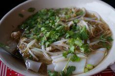 sen yai noodle soup in portland