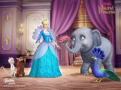 island princess - barbie-movies Photo