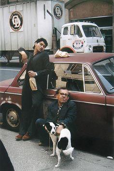 Helen Levitt: New York, 1978.