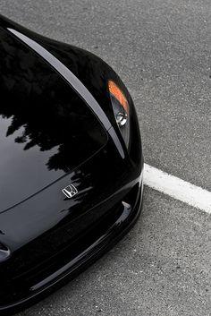 #Honda #S2000 Black enhanced appearance with Car #Grilles http://www.zunsport.com