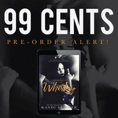 ►►► #PreOrder #SALE ✦ 99¢ Sale! ✦ Coming Oct. 13th! ◄◄◄ A Love Letter to Whiskey by Kandi Steiner  ►Amazon: http://geni.us/EpIqw  ►►► BLURB◄◄◄ It's crazy how fast the buzz comes back after you've been sober for so long.  Whiskey stood there, on my doorstep, just like he had one year before. Except this time, there was no rain, no anger, no wedding invitation — it was just us.  It was just him — the old friend, the easy smile, the twisted solace wrapped in a glittering bottle.  It was just me…