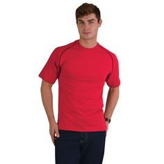 Show details for Raglan Trim T-Shirt