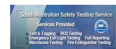 TestCorp provides ELECTRICAL TEST TAGGING, EMERGENCY EXIT LIGHT TESTING and FIRE EXTINGUISHER TESTING for South Australian businesses