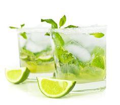 Virgin Mojito - 5 festive holiday drinks