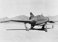 Northrop XP-56 Black Bullet Jack Northrop's Black...