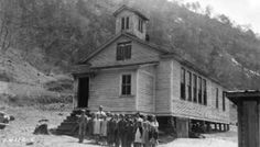 Epps Springs School (flooded to build Fontana Dam)  TVA Pamphlet Collection, MS 631  University of Tennessee Special Collections. Southern Appalachian Studies - Research Guides at University of Tennessee Knoxville #appalachia