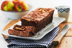 Appel-chocoladecake
