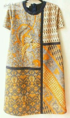 trendy Ideas for sewing clothes refashion inspiration patterns African Attire, African Wear, African Dress, Blouse Batik, Batik Dress, Sewing Clothes, Diy Clothes, Refashioned Clothes, Clothes Refashion