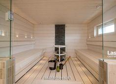 4 Omatalo Uniikki - Sauna | Asuntomessut