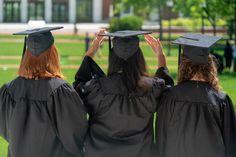 Graduation day - graduation day at usa university hat detail