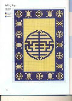 alfombras para casa de muecas