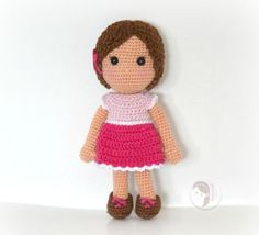 One piece doll from head to toes! photo tutorial by AmigurumiBB One piece doll from head to toes! photo tutorial by AmigurumiBB Crochet Doll Pattern, Crochet Dolls, Crochet Yarn, Free Crochet, Crochet Patterns, Knitted Dolls, Amigurumi Patterns, Amigurumi Doll, Crochet One Piece