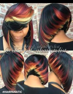 Fast And Easy Hairdos For The Career Woman Black Girls Hairstyles, Pretty Hairstyles, Classy Hairstyles, Natural Hair Styles, Short Hair Styles, Bob Styles, Hair Shows, My Hairstyle, Creative Hairstyles