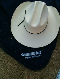 """OmniUpdate blanket doin' us proud at the Stagecoach country music festival!"""