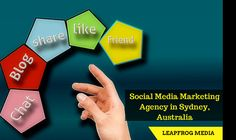 Leapfrog Media is familiar with all the popular ones and we understand the trends that surround each one. That's why we are fully qualified to create a social media profile for you business on the platform most suited to your industry. We will help you make the most of social media marketing in Australia and across the globe. http://www.leapfrogmedia.com.au/
