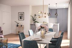 Dining Decor, Dining Table, Home Interior Design, Interior Styling, Kitchen Living, Elegant, Interiordesign, Inspiration, Furniture