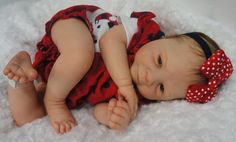 Belle fille de bébé Reborn  SILI  Limited par SaryahsRebornNursery, $699.00