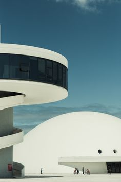 Echa un vistazo a este proyecto @Behance: \u201cOscar Niemeyer International Cultural Center in Spain\u201d https://www.behance.net/gallery/33281345/Oscar-Niemeyer-International-Cultural-Center-in-Spain