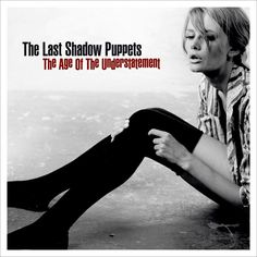 The Last Shadow Puppets - The Age Of The Understatement - Photo by Sam Haskins (http://www.samhaskinsblog.com/?p=165)