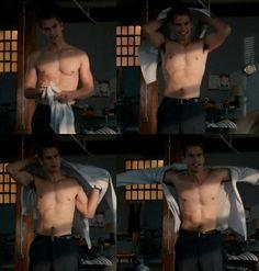 Tobias, Divergent Theo James, Divergent Movie, Divergent Tattoo, Veronica Roth, Hunger Games, Bae, Attractive Men, Good Looking Men