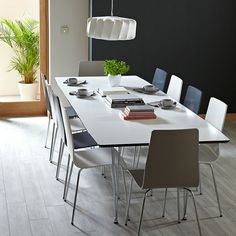 Buy House By John Lewis Lia 10 Seater Extending Dining Table From Our Tables Range At Partners Free Delivery On Orders Over