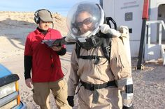 Testing Spacesuits For Mars | Popular Science