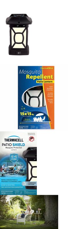Insect Nets And Repellents 65965: Thermacell Mosquito Repellent Camping  Lanterns: 2 Pack + 4 Max Refills + Case  U003e BUY IT NOW ONLY: $109.99 On EBay!