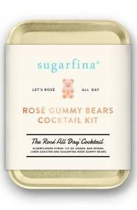 Rosé Gummy Bears Cocktail Kit  Sugarfina x W&P Designs - $25