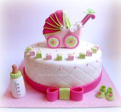 Sooooo cute for someone's baby shower!