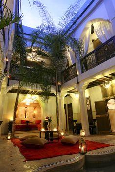 ززر Moroccan Design, Moroccan Style, Moroccan Lighting, Dream Mansion, Andalusia, Inspired Homes, Morocco, Outdoor Spaces, Luxury Homes