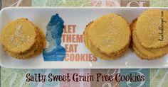 Post image for Recipe: Salty Sweet Grain Free Cookies (SCD, GAPS, Paleo)