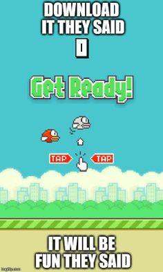 #FLAPPYBIRD