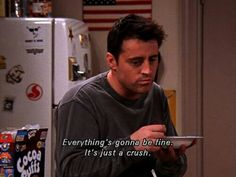 Words of wisdom from none other than Joey Tribbiani Friends Moments, Friends Tv Show, Joey Friends Quotes, Rachel Friends, Baby Friends, Tv Show Quotes, Film Quotes, Funny Movie Quotes, Quotes Quotes