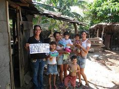 Learn how you can help disadvantage families in rural areas in CUBA