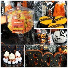 Spooktacular Halloween Party Ideas- B. Lovely Events