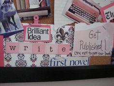 Dream Board #Dream #Vision #Collage