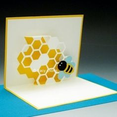 Cool hive action (not the bumble bee part) part of our presentation design material?