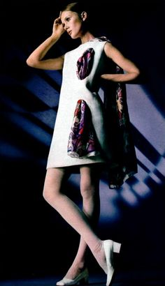 Pierre Cardin. L'Officiel magazine 1969