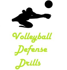 Check out these fantastic Volleyball Defense Drills http://greatvolleyballdrills.com/volleyball-defense-drills/ #volleyball #drills #volleyballdrills #sport
