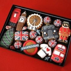very creative biscuits!
