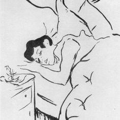 Henri de Toulouse-Lautrec Drawings 010