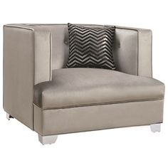 Caldwell+Contemporary+Upholstered+Chair