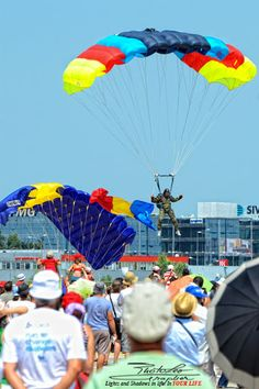 The National Team of Parachutists - Romania Air Show, First Photo, Romania, Aviation, Photos, Pictures, Aircraft