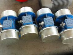 Spare Parts: How to Solve the Problem of Vibration Motor Freque...