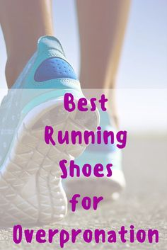 The over-all best running shoes for overpronation for both men and for women – and they're also the most affordable as well.