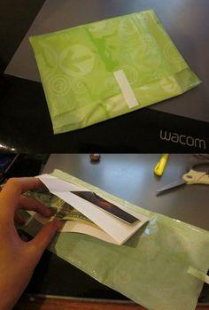 Guarde seus itens de valor em uma embalagem de absorvente. | 12 dicas de autodefesa que podem ser úteis um dia